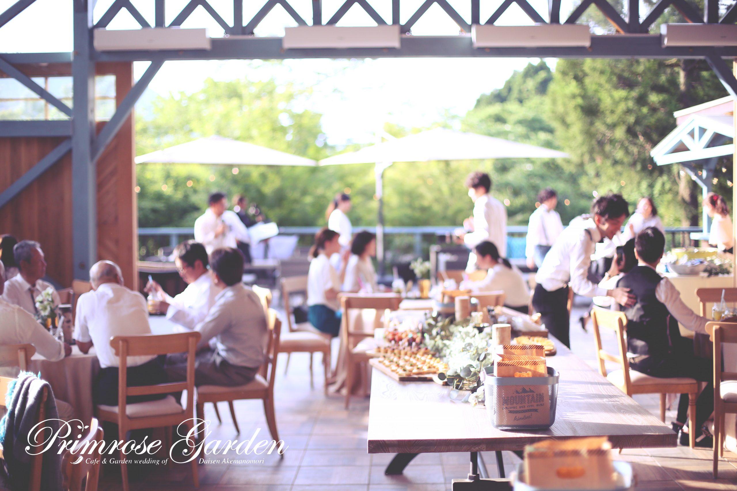 Glamping Terrace 歐陸風格空間與自然融合,賓客可享受戶外的開放感。
